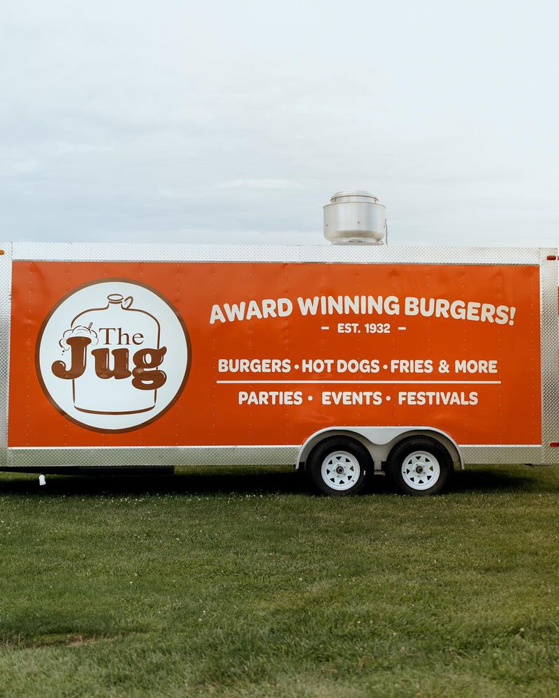 After operating The Jug on Central Avenue, Donnie Osborne bought a food trailer and sets up at three to four events a week. SUBMITTED PHOTO